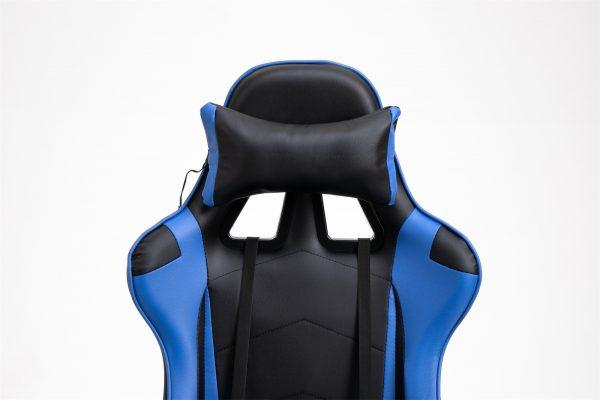 Scaun Gaming SIG5009 Negru/Albastru
