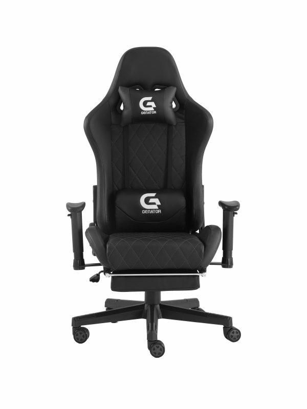 Scaun Gaming Genator V1 Negru