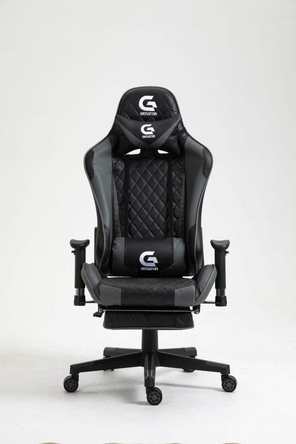 Scaun Gaming V5020 Negru/Gri