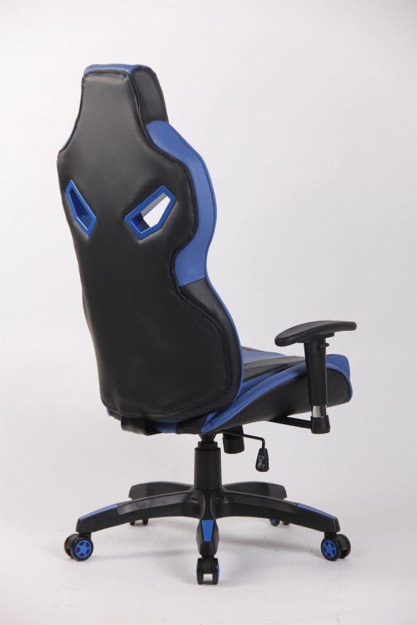 Scaun Gaming Genator V8 Negru/Albastru