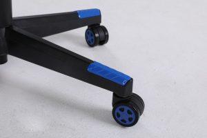 Scaun gaming Genator V1 Negru/Albastru