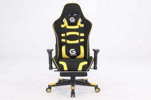 Scaun Gaming Genator V2 Negru/Galben