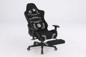Scaun Gaming Genator V2 Negru/Gri