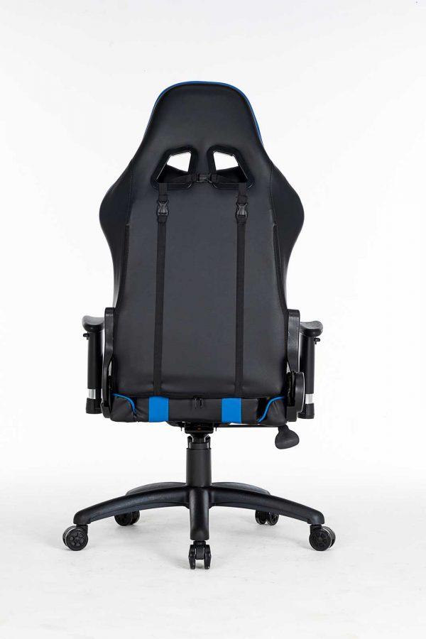 Scaun Gaming SIG003 Negru/Albastru