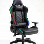 Scaun Gaming SIG5021 Negru