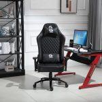 Scaun Gaming Genator V4 Negru