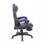 Scaun Gaming SIG8L255 Negru/Albastru
