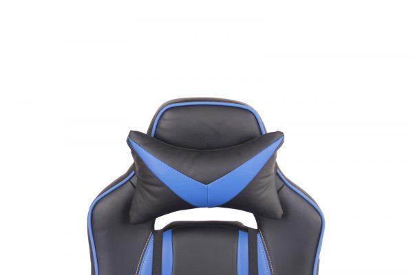 Scaun Gaming SIG8L2Scaun Gaming SIG8L255 Negru/Albastru55 Negru/Albastru