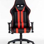 Scaun Gaming SIG003 Negru/Rosu