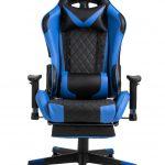 Scaun Gaming SIG5020 Negru/Albastru
