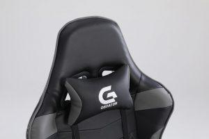 Scaun Gaming Genator V3, Negru/Gri