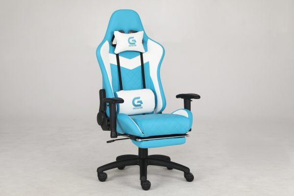Scaun Gaming Genator V5 Albastru