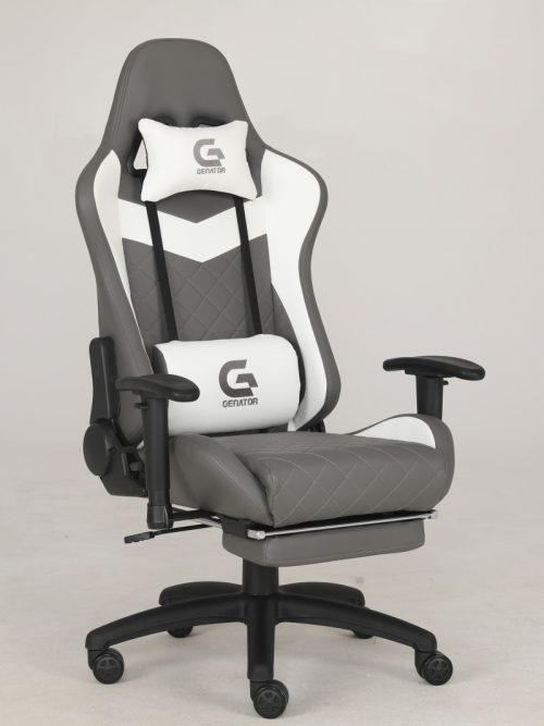 Scaun Gaming Genator V5 Gri