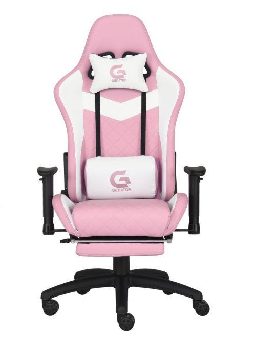 Scaun Gaming Genator V5 Roz